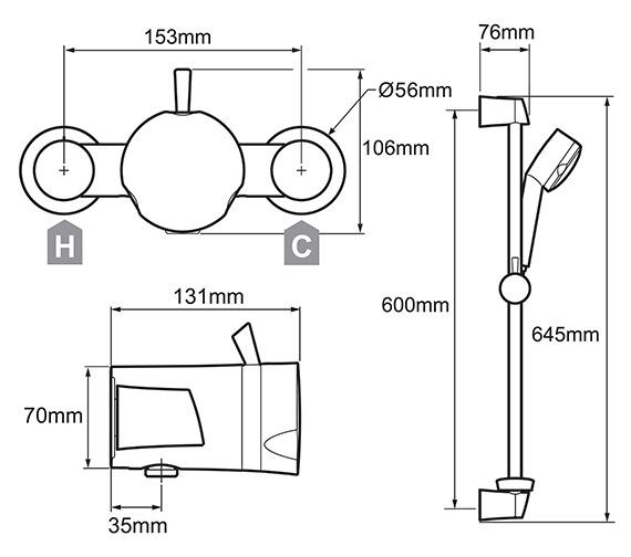 Technical drawing QS-V29811 / 1.1595.001