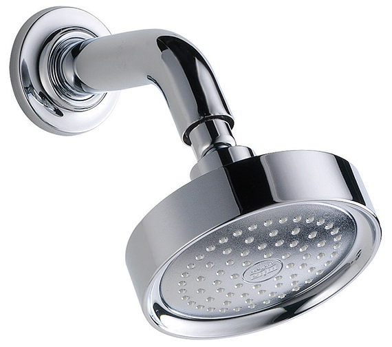 Additional image of Mira Discovery Chrome Mixer Shower Built In Rail - 1.1595.003