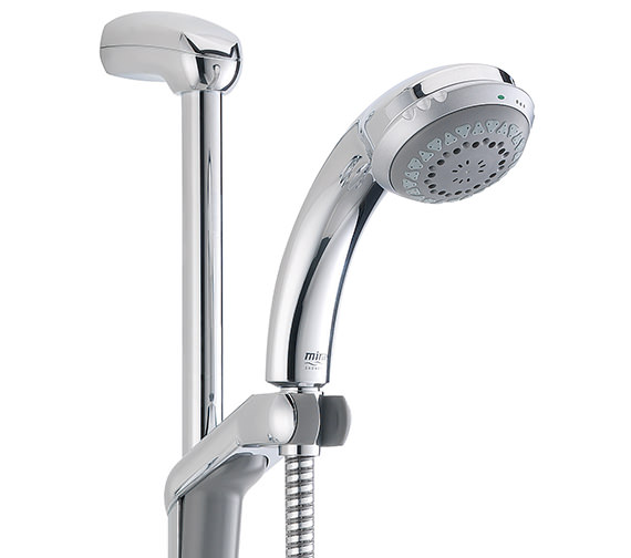 Additional image of Mira Combiforce 415 Built-In Valve Mixer Shower Chrome - 1.1542.005
