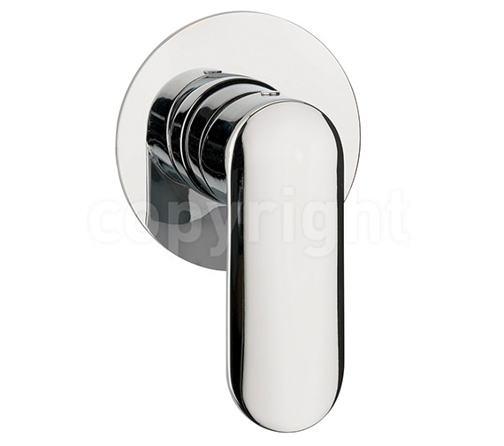 Crosswater Voyager Wall Mounted Manual Shower Valve - VO0004RC
