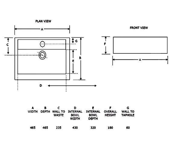 Technical drawing QS-V29976 / VB008
