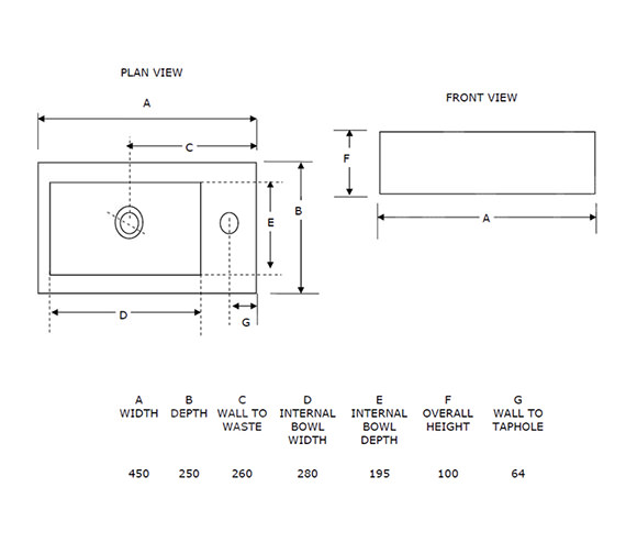 Technical drawing QS-V29983 / VB023