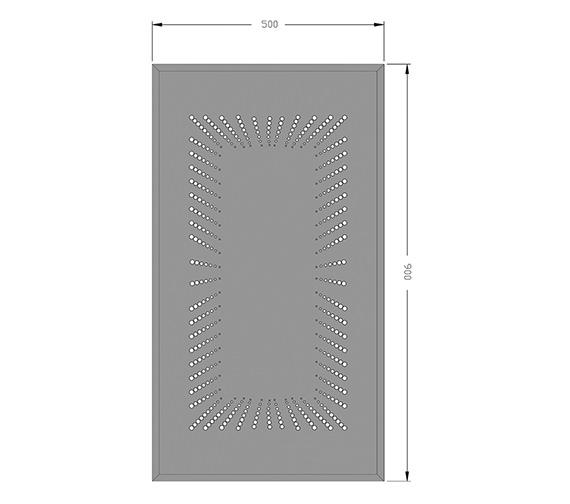 Technical drawing QS-V30003 / MI002