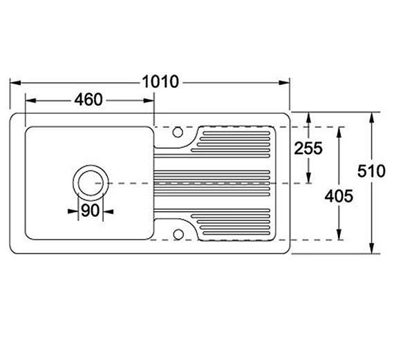 Technical drawing QS-V30042 / 1240196745