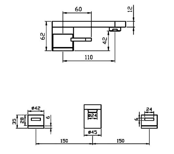 Technical drawing QS-V30059 / CIE049