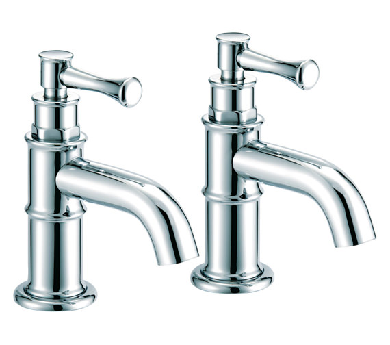 Mayfair Tait lever Pair of Bath Taps - TTL003