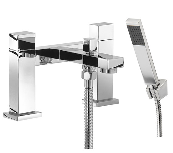 Mayfair Blox Bath Shower Mixer Tap - BLX007