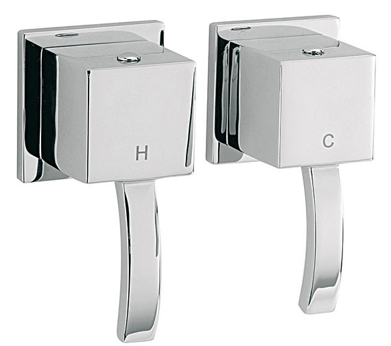 Sagittarius Arke Wall Mounted Pair Of Side Valves