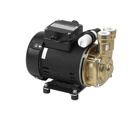 Techflow Single Impeller Pump With Positive Head