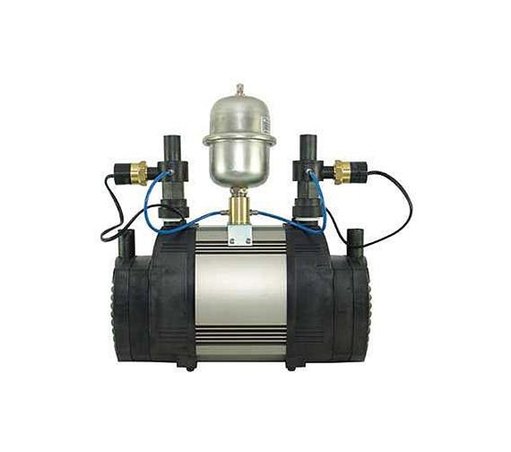 Techflow QT80 Negative Head Twin Impeller Pump