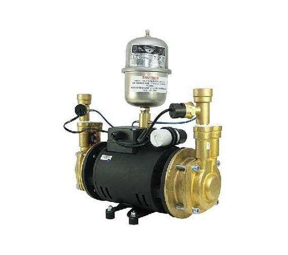 Techflow Turbo 3 Twin Impeller Pump - Negative Head 3 Bar - Turbo 3