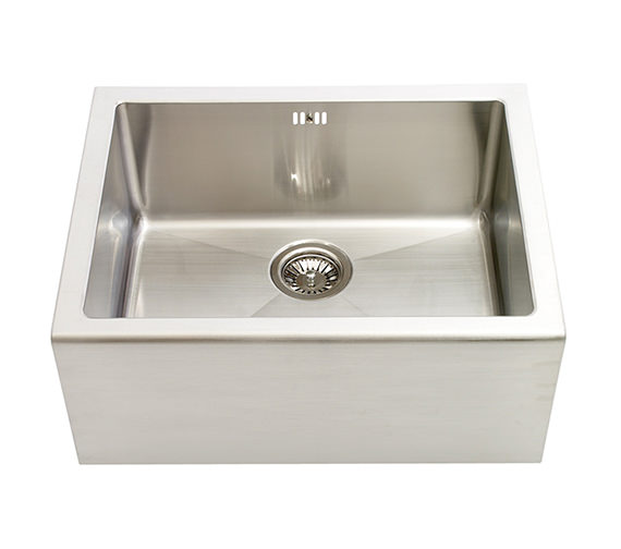 Astracast Belfast 1.0 Bowl Brushed Stainless Steel Sit-In Sink