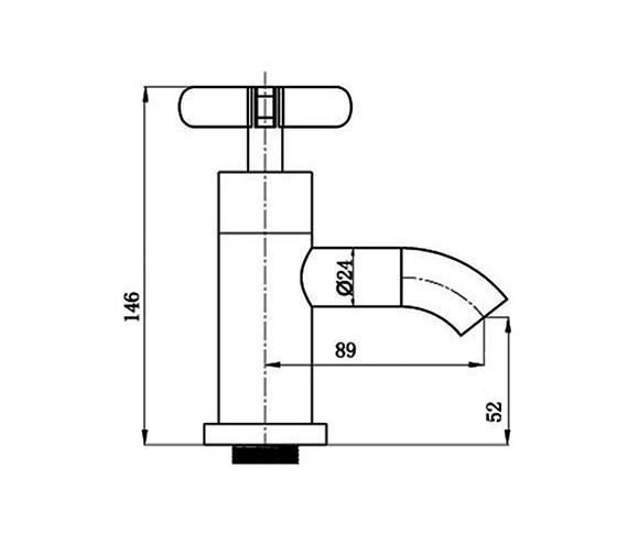 Technical drawing QS-V30882 / LOL003