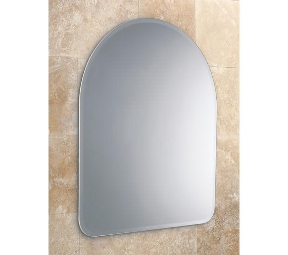 HIB Tara Arched Mirror With Narrow Bevelled Edges - 61883000
