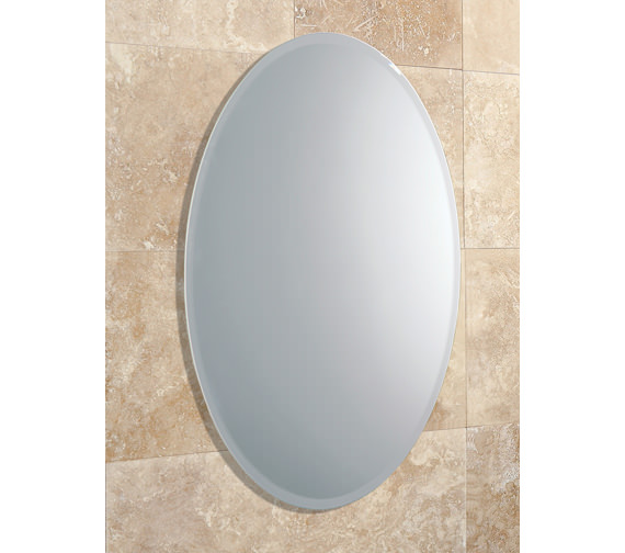 Lastest Quick Overview Oval Mirror With A Bevel Edge Hib Mirrors A Range Of