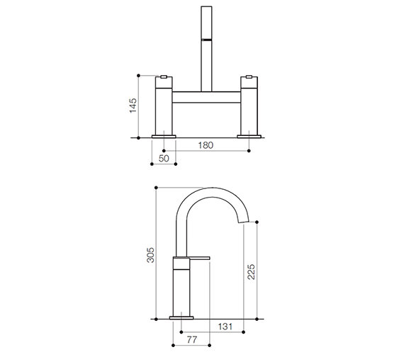 Technical drawing QS-V31025 / ISL015