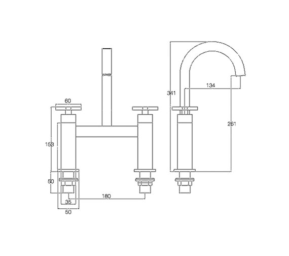 Technical drawing QS-V31034 / ISX015