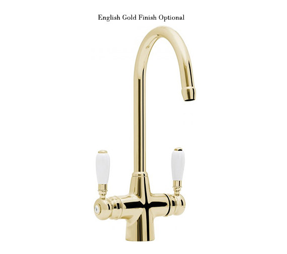 Alternate image of Astracast Colonial Springflow Filter Water Kitchen Sink Mixer Tap