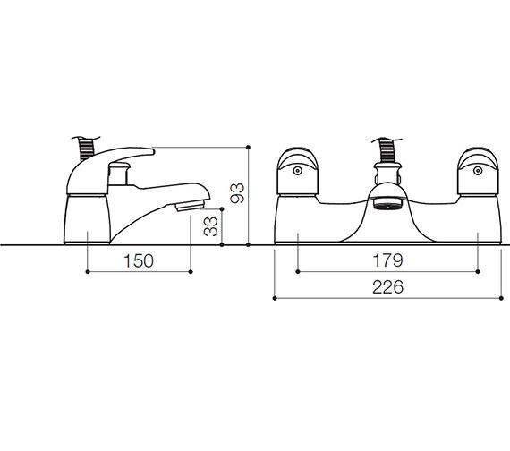 Technical drawing QS-V31112 / TT007