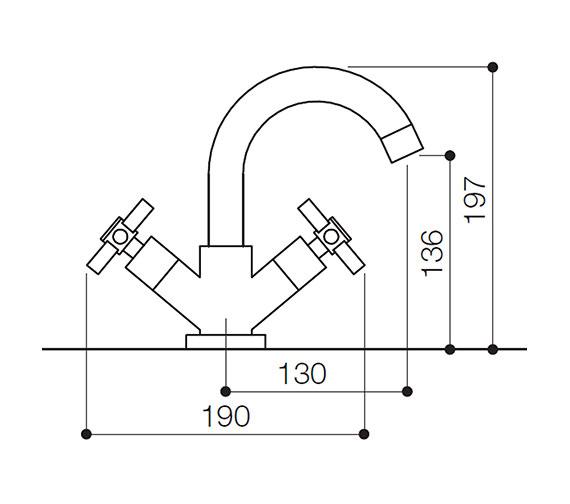 Technical drawing QS-V31124 / SCX009