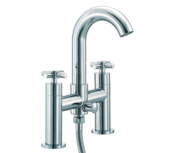 Mayfair Series C Bath Shower Mixer High Spout Tap - SCX019