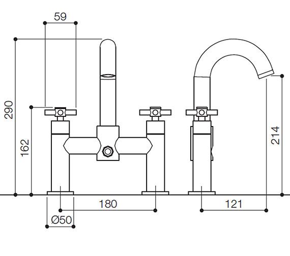 Technical drawing QS-V31130 / SCX019