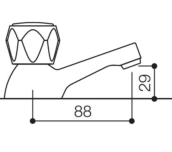 Technical drawing QS-V31133 / AL005