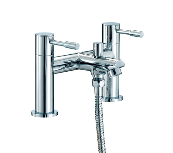 Mayfair Series F Bath Shower Mixer Tap With No1 Kit - SFL007