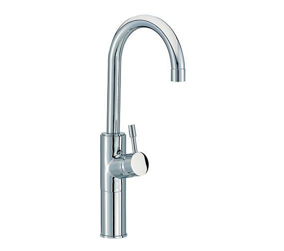 Mayfair Series F High Rise Kitchen Mixer Tap With Swivel Spout SER009