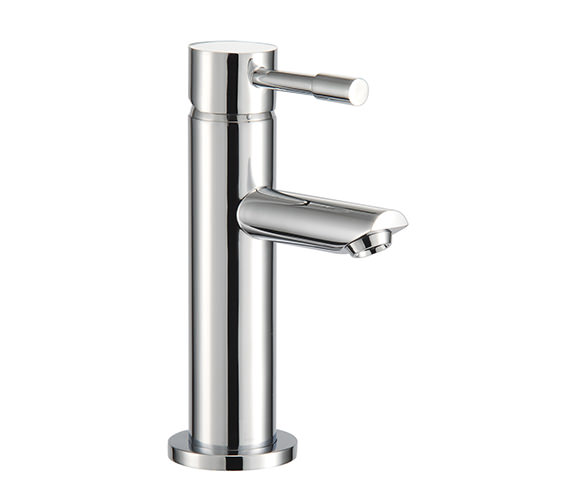 Mayfair F Series Cloakroom Mono Basin Mixer Tap 156mm High - SFL059