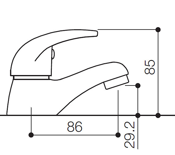 Technical drawing QS-V31202 / TT001