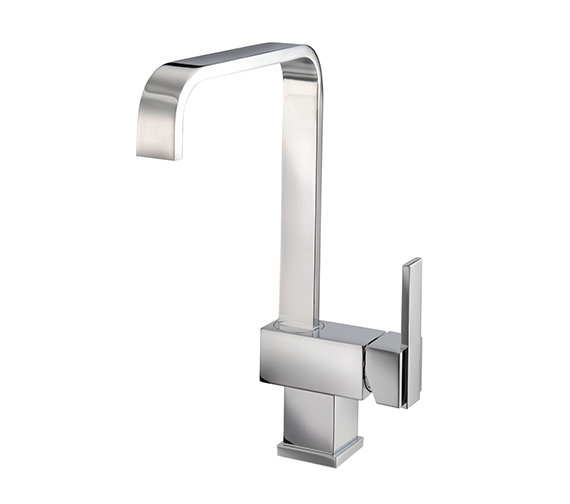 Mayfair Flow Monobloc Kitchen Tap With Side Lever