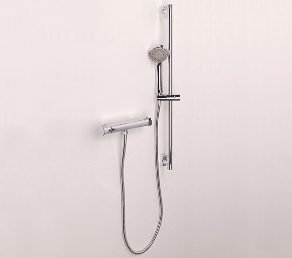 Mayfair Thermostatic Shower Valve With Slide Rail Kit - RNB001