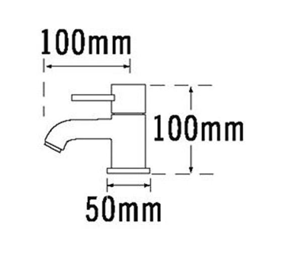 Technical drawing QS-V31267 / 63010