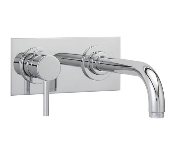 Tre Mercati Milan 2 Hole Basin Mixer Tap Chrome - 63095