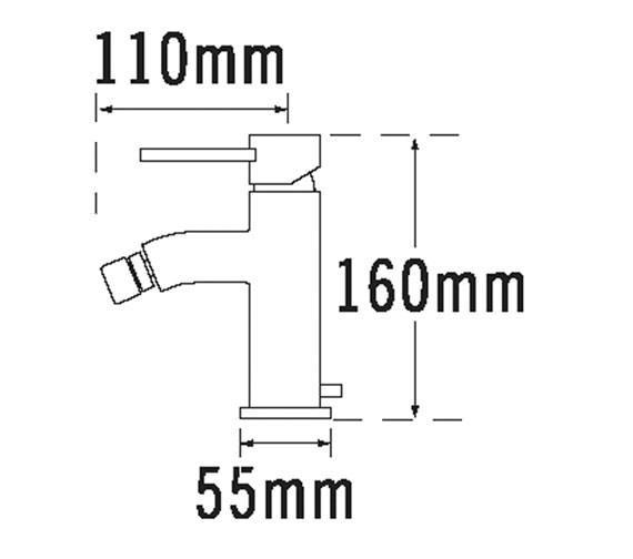 Technical drawing QS-V31271 / 63080