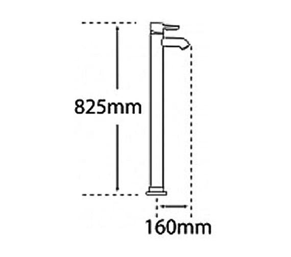 Technical drawing QS-V31273 / 63541