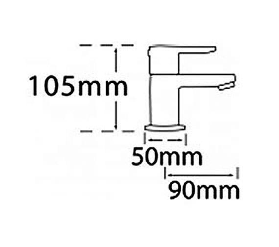 Technical drawing QS-V31344 / 1220