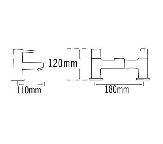 Technical drawing QS-V31346 / 1230