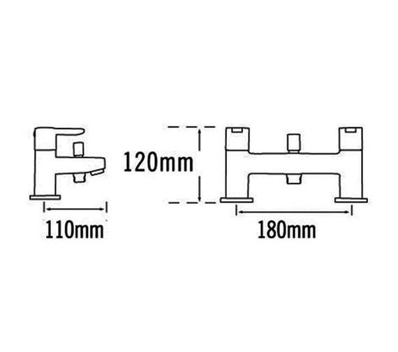Technical drawing QS-V31347 / 1260