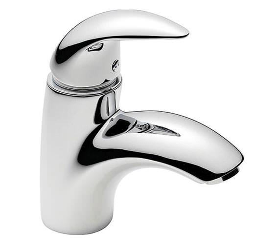 Tre Mercati Novara Mono Bath Filler Tap Chrome - 65030