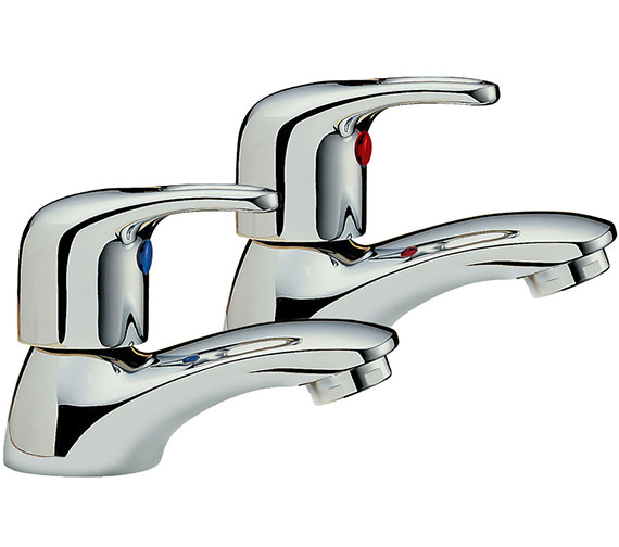 Tre Mercati Latina Pair Of Basin Tap