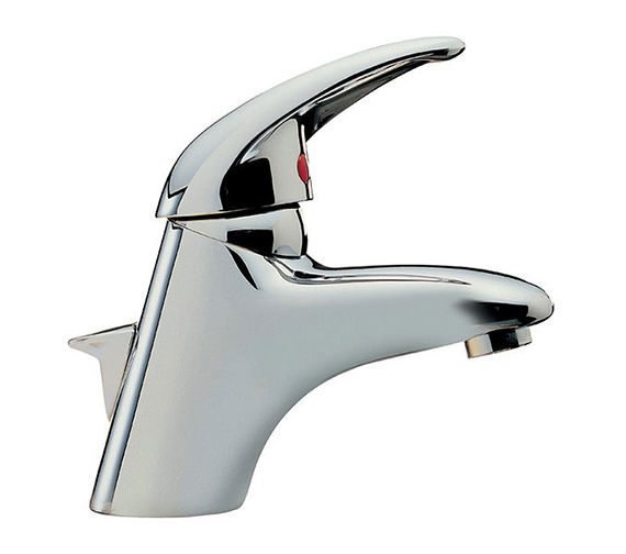 Tre Mercati Latina Mono Basin Mixer Tap With Pop Up Waste - 25070