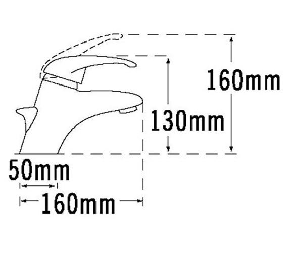 Technical drawing QS-V31395 / 25070