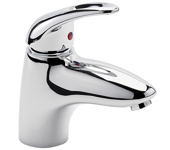 Tre Mercati Latina Mono Bath Filler Tap Chrome - 25030