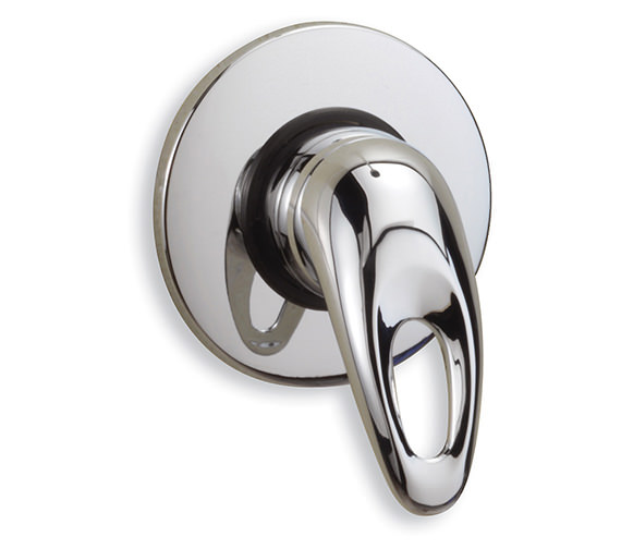 Tre Mercati Latina Exposed-Concealed Manual Shower Valve - 25100