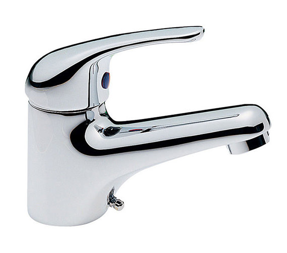 Tre Mercati Modena Mono Basin Mixer Tap Chrome - 95065