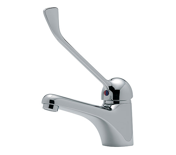 Tre Mercati Modena Mono Basin Mixer Tap With Extended Lever - 179