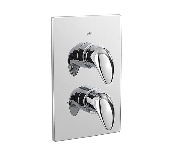 Tre Mercati Modena Thermostatic Concealed Shower Valve - 95420