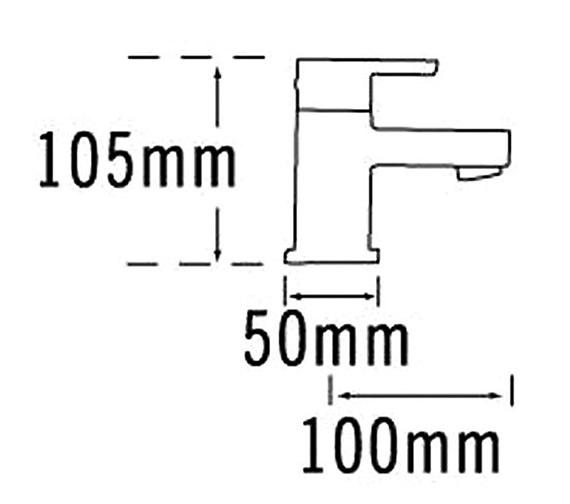 Technical drawing QS-V31432 / 22320